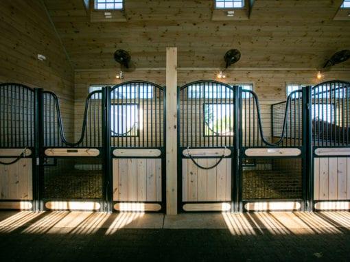 Hinge Horse Stall Doors