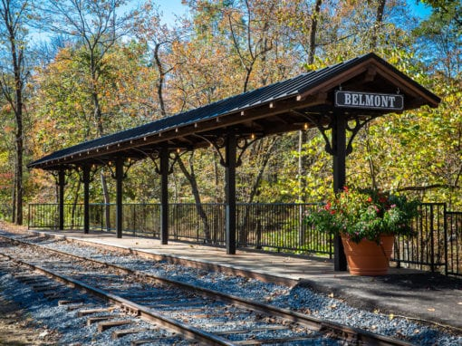 Train Stop - Custom Metal Fabrication