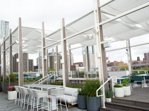 Pier 17 Steel Pavilion