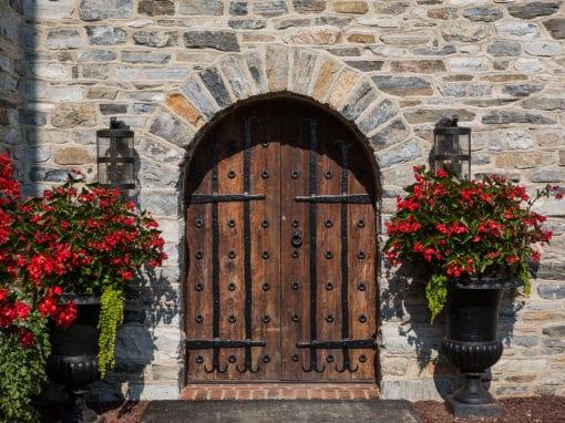 Star Barn Steel Door