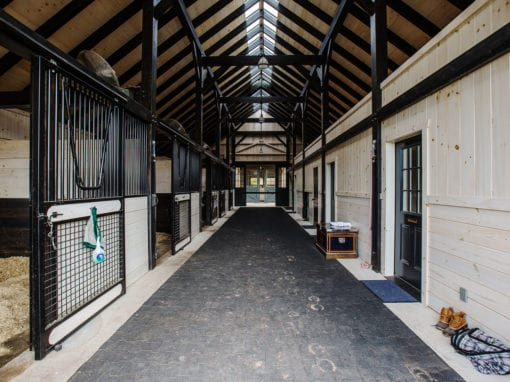 Custom Horse Stall Front