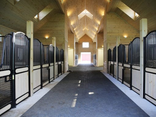 Horse Stall Doors & Fronts