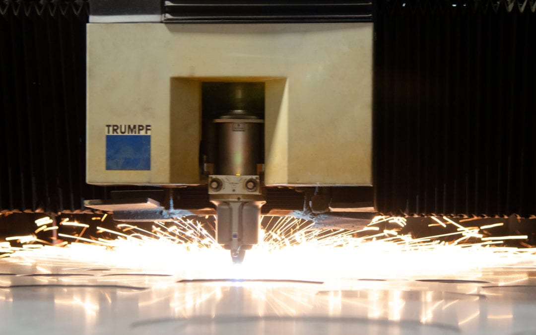 Laser Cutting Services Saves Time