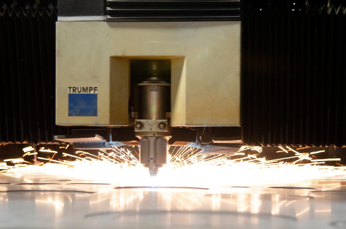 TRUMPF TruLaser 3030
