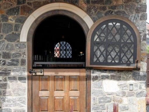 Custom Horse Stall Doors