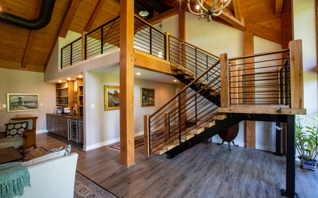 How to Add Architectural Metalwork Into Your Home