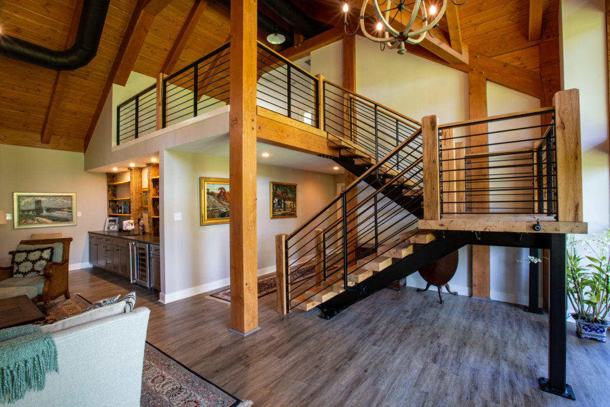 Add Architectural Metalwork Into Your Home