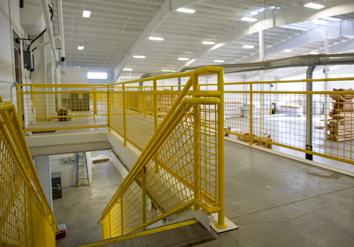 Metal Fabrication Services for Industrial and Manufacturing Companies