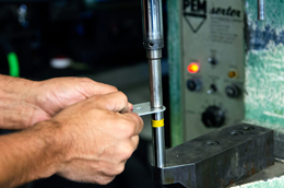 Countersinking, Tapping & Hardware Insertion
