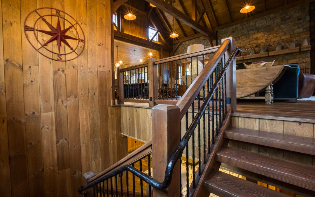 Interior Stair Railing Systems to Suit Any Style