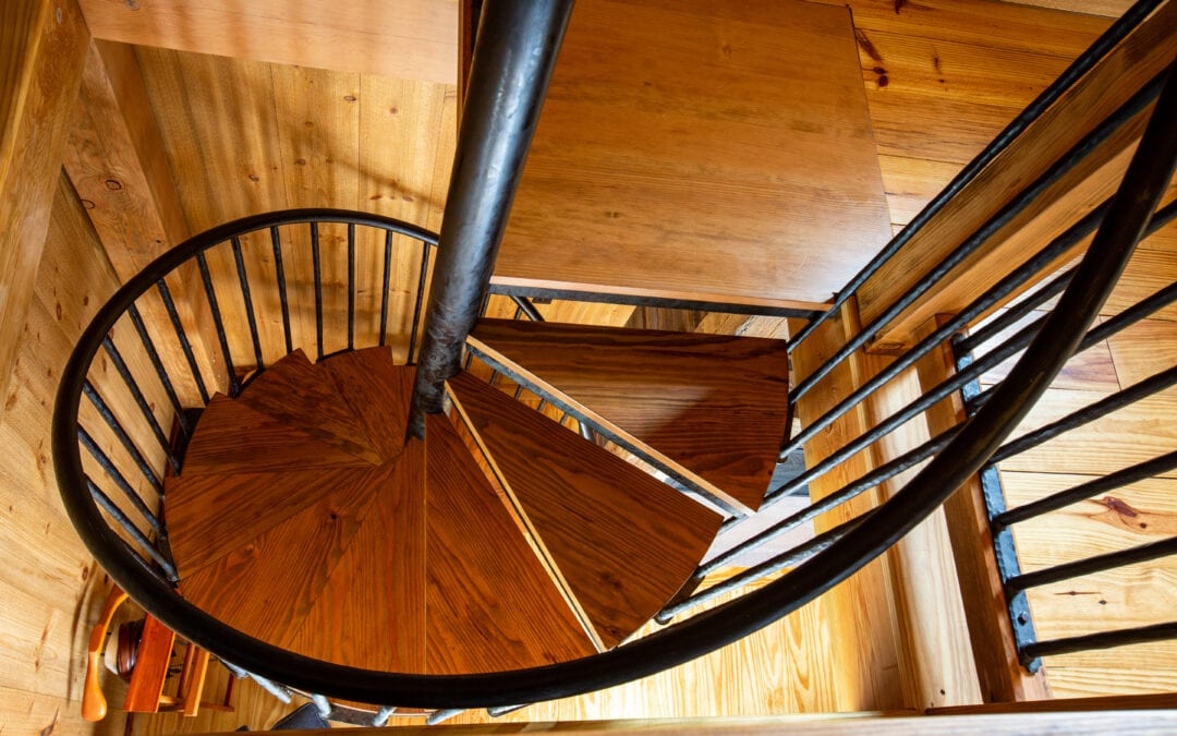 Is a Spiral Staircase Right for You?
